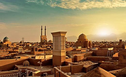 About Yazd Province